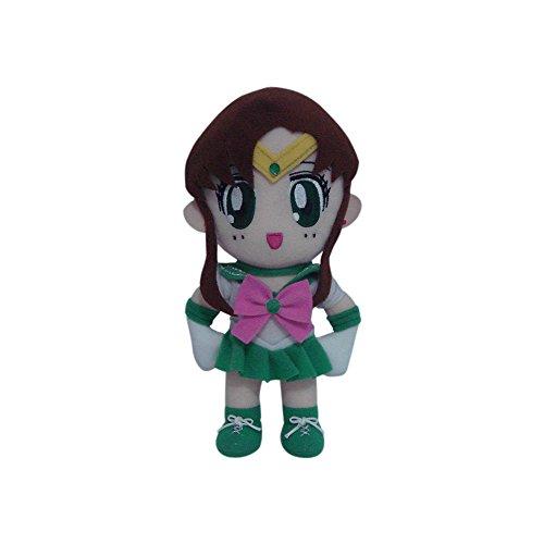 Great Eastern GE-7508 Sailor Moon Jupiter Plush Doll (Moon Eastern Great Sailor)