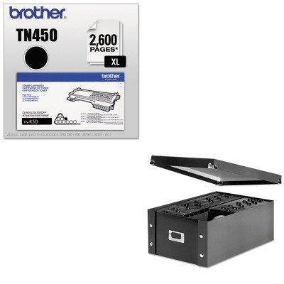 KITBRTTN450IDESNS01658 - Value Kit - Snap-n-store CD Stor...