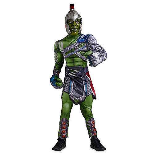 Marvel Hulk Costume for Kids - Thor: Ragnarok Size 4 (Disney Infinity Halloween Costumes)