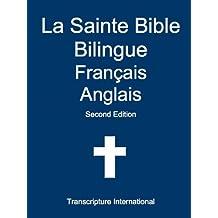 La Sainte Bible Bilingue Français Anglais (French Edition)