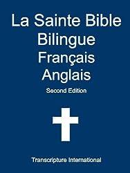 La Sainte Bible Bilingue Français Anglais