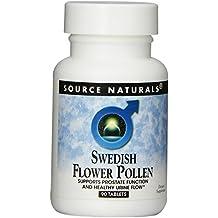 Source Naturals Swedish Flower Pollen, 90 Tablets