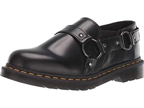 Dr. Martens Unisex Gilbey Black Polished Smooth 8 M UK