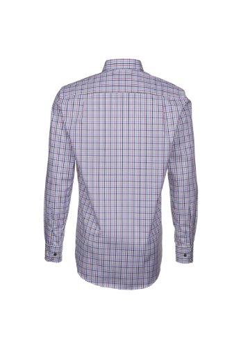 Seidensticker - Camisa casual - Básico - con botones - Manga Larga - para hombre