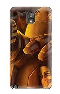 PfBaWke22529jjfWI Faddish Robot Case Cover For Galaxy Note 3