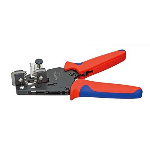 KNIPEX(クニペックス)1212-10 ワイヤーストリッパー スポーツ レジャー DIY 工具 その他のDIY 工具 top1-ds-1849709-ah [簡素パッケージ品] B071CY87L4