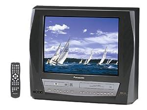 Panasonic PV-DM2093 20-Inch TV-DVD-VCR Combo , Charcoal