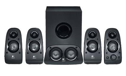 a1cd666313d Image Unavailable. Image not available for. Color: Logitech Surround Sound  Speaker Z506