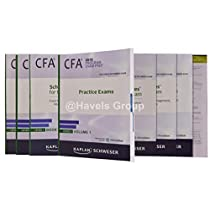 2019 CFA Level 1 Study Package (Set of 5 books + 2 Practice books) Applicable For June and December 2019 Exams