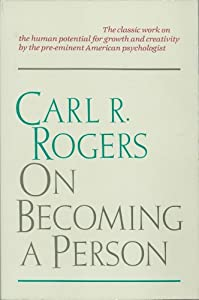 Paperback On Becoming a Person Book
