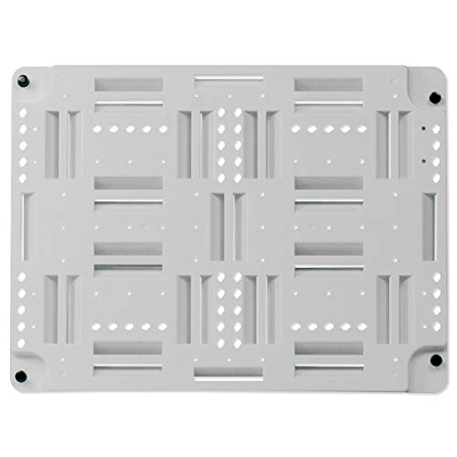 Legrand-On-Q AC1040 Plastic Universal Mounting Plate, 0.5