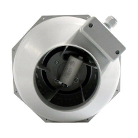 Rohrventilator 2-Stufen 220/400m³(125mm)