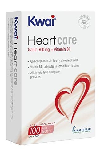 Kwai Heart Garlic 300mg tablets product image