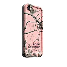 LifeProof FRE iPhone 5/5s Waterproof Case - Retail Packaging - GREY/AP PINK REALTREE CAMO (Discontinued by Manufacturer)