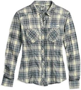 Harley Davidson bluzka studencka - bluzka koszulowa l: Odzież