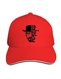 ULUZUS Men's Breaking Bad Snapback Hat