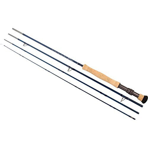 Temple Fork Outfitters TiCr X Series Fly Rods Model: TF 06 90 4 X (9' 0, 4 pc., 6 wt.) by Temple Fork Outfitters