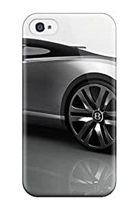 9984053K43581200 New Tpu Hard Case Premium Iphone 4/4s Skin Case Cover(bentley Future International Design Stars)