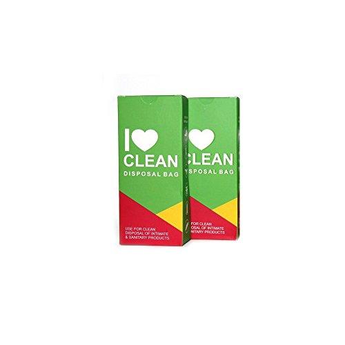 HealthAndYoga Hygienic Disposal Mechanism Bio Degradable product image