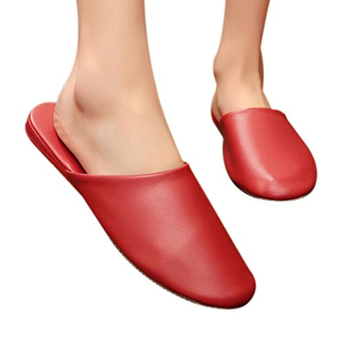 Chaussons Femme Women pour Red TELLW zdSqwz