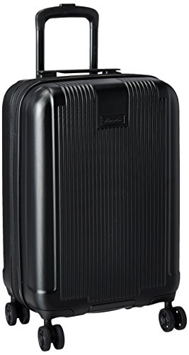 Kenneth Cole New York Men's 20 Inch Rush Hour 8-Wheel Carry-On Suitcase One Size (Kenneth Cole New York Pull)