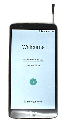 LG Stylo 2 Plus 5.7 Smartphone GSM Unlocked AT&T T-Mobile 16GB 4G Stylus Bronze (Certified Refurbished)