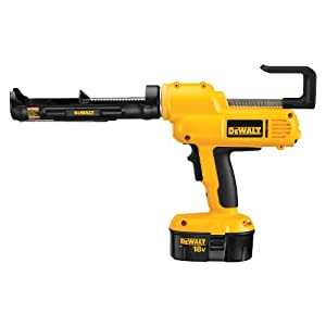 DEWALT DC545K 18-Volt 310-ml Adhesive and Caulk Gun by Dewalt