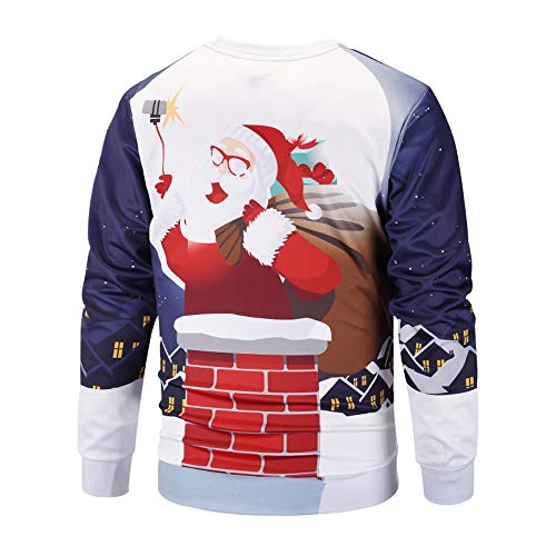 Mens Take Me Gnome Tonight Ugly Christmas Sweater Available In