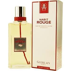 habit rouge by guerlain for men light eau de toilette spray 3 4 oz beauty. Black Bedroom Furniture Sets. Home Design Ideas