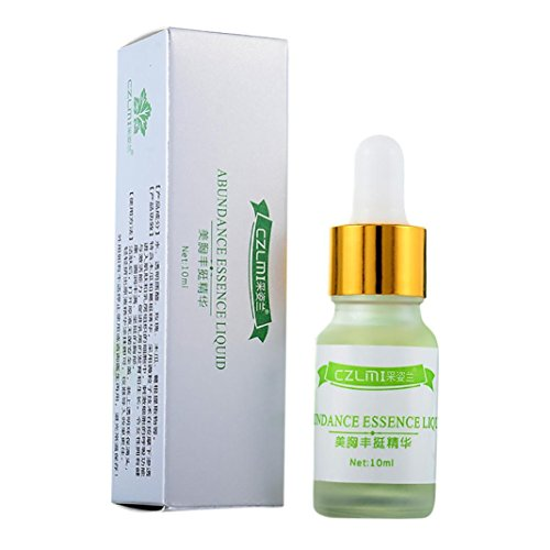 Essence Liquid, Roysberry Chest Lift Essence Cream - Chest Full Massage Nursing Anti-Aging Eternal Hyaluronic Acid Natural Pure Firming Collagen Strong Anti Wrinkle - Moisturizing Essence (10 ml) ()