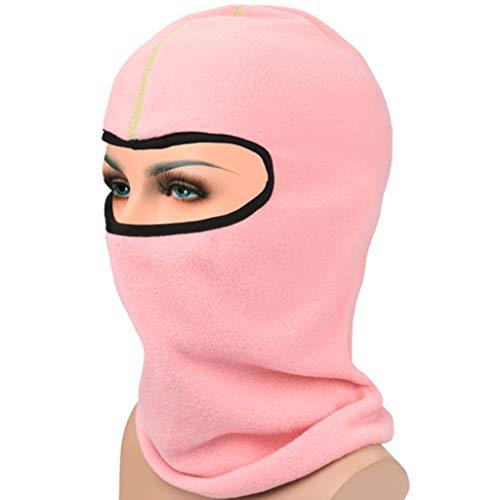 Weiliru Winter Motorcycle Ski Balaclava Full Face Neck Mask Waterproof Windproof Cap Hat