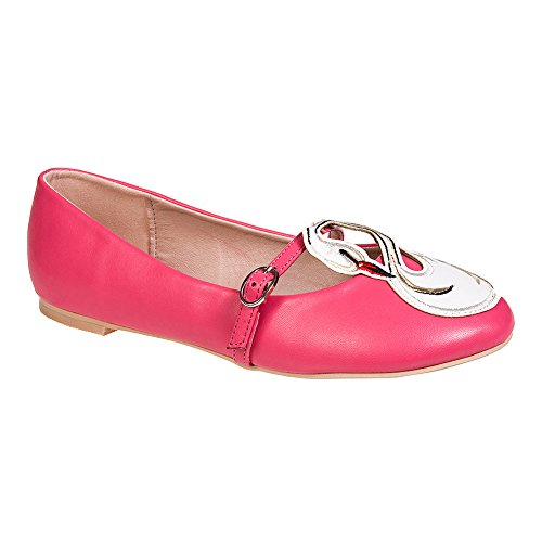 Banned Moondance Ballerines Eté Cygnes (Rose)