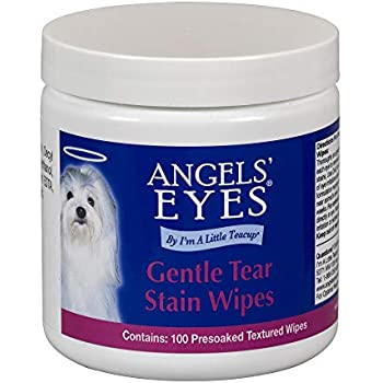 Amazon com : Arava Pet Eye Wipes - for Dogs Cats Puppies