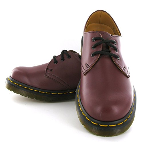 Dr. Martens 1461 Gibson Oxford Shoe Cherry