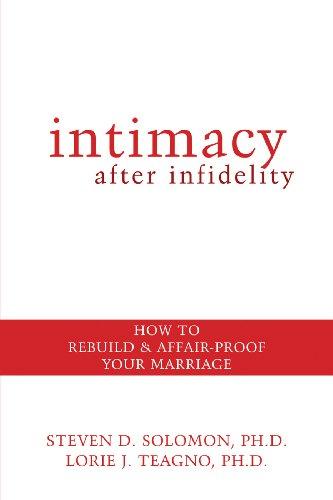ways to rebuild trust after infidelity