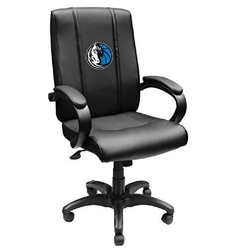Dallas Mavericks NBA Office Chair - Leather Executive Chair Dallas
