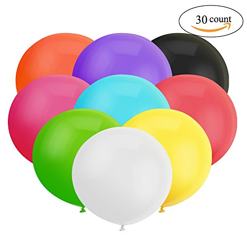 Assorted Balloons Birthday Festival Decorations product image