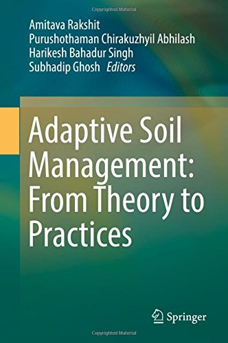 Adaptive Soil Management : From Theory to Practices