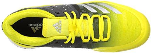 adidas Women's Shoes | Crazyflight X Volleyball Shoe - Lemon Peel/Metallic Silver/Black,Lemon Peel/Metallic Silver/Black,9.5 M US by adidas (Image #8)