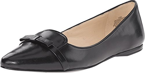 nine-west-womens-saxiphone-black-leather-flat-9-m
