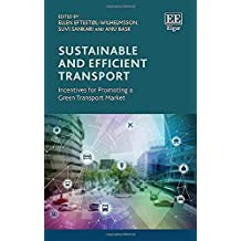 Sustainable and Efficient Transport: Incentives for Promoting a Green Transport Market