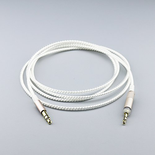 Click to buy NewFantasia Replacement cable for Bose QuietComfort 25 / 35 / QC25 / QC35 Headphones Silver Plated Copper Audio upgrade HIFI stereo cord 1.3m/4.3ft - From only $25
