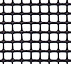 トリカルネット プラスチックネット CLV-h03 ブラック 大きさ:幅1000mm×長さ16m 切り売り B00VL27DTW 16) 大きさ:巾1000mm×長さ16m 切り売り