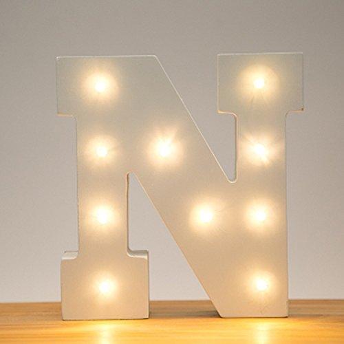 Led Alphabet Lights - 3