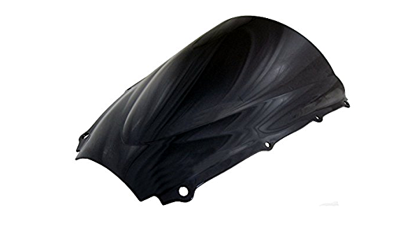 Injection Molding with Polycarbonate 2006-2008 06-08 2006 2007 2008 Triumph Daytona 675 Double Bubble Clear Windscreen