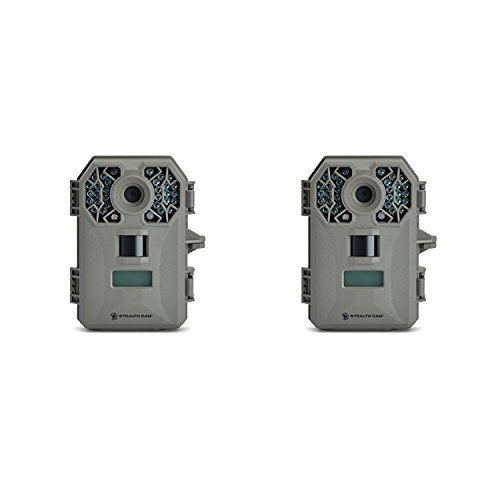 (2) Stealth Cam G30 TRIAD Technology Equipped Digital Trail Game Camera 8MP | STC-G30 by Stealth Cam
