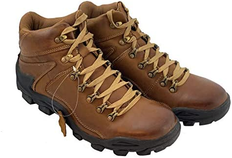Labo Pro Reactive Men s Water Resistant Hiking Boot, Genuine Leather