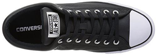 Converse Mandrini Bianco 153770 CT AS High Street Bianco Black