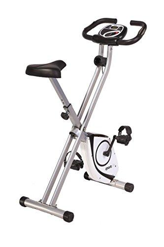 🥇 SportPlus Heimtrainer S-Bike – Bicicleta estática y de spinning para fitness