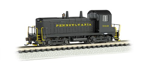 Bachmann Industries PRR #5918 EMD NW-2 Switcher Locomotive for sale  Delivered anywhere in USA